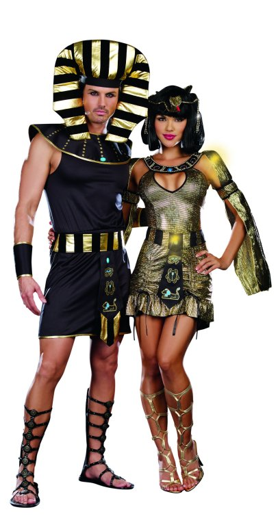 Pharaoh And Cleopatra Couple